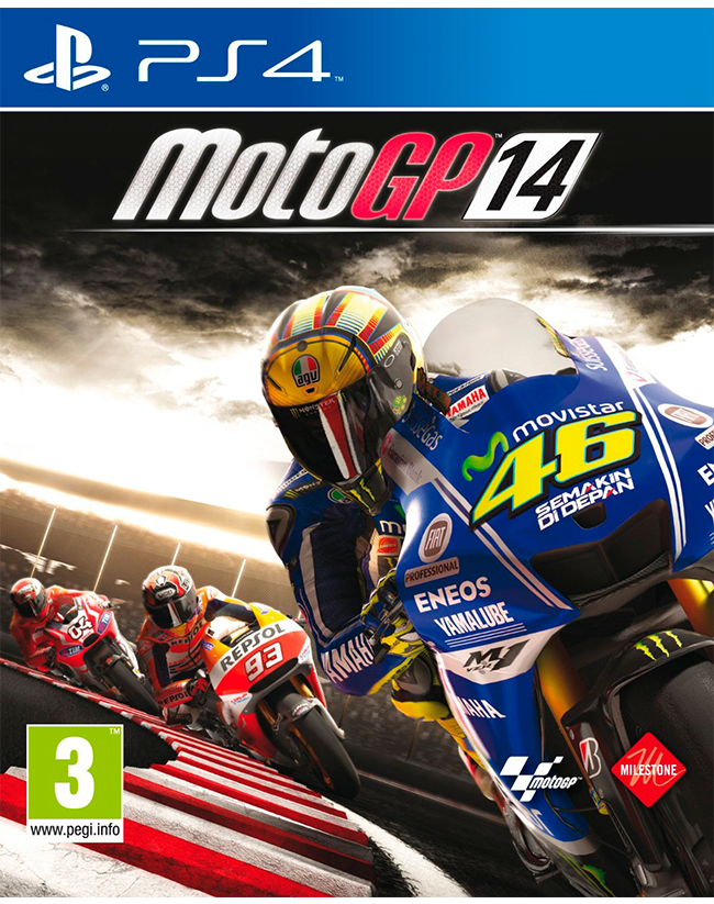 Moto GP 14 Soundtrack
