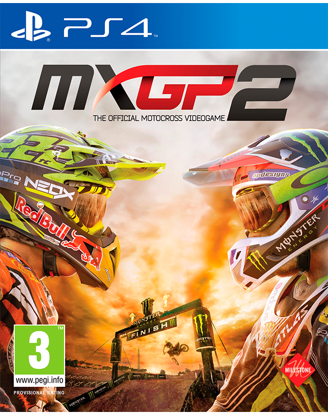 Mx GP 2 Game Soundtrack
