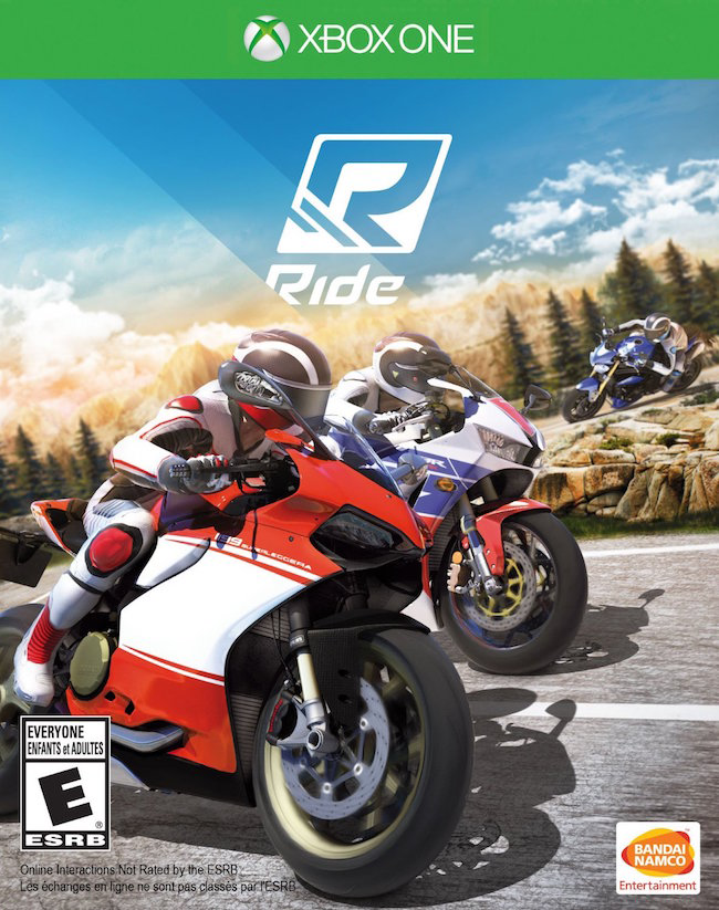 Ride Game Soundtrack