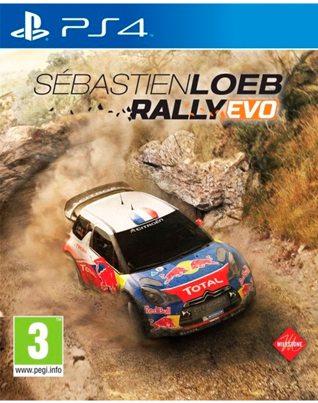 Sebastien Loeb Rally EVO Game Soundtrack